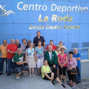 Los Mayores, Protagonistas De Las Jornadas Del Deporte