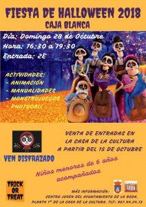 Fiesta Infantil Halloween @ Caja Blanca