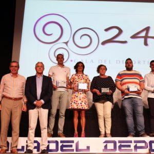 El Deporte Rodense Se Vistió De Gala Para Celebrar Sus éxitos