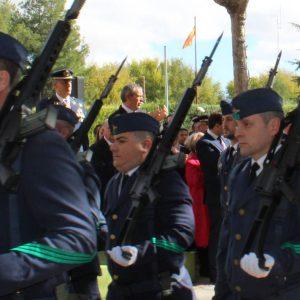 Éxito De Asistencia Y Participación En La Jura De Bandera De Personal Civil Celebrada Este Domingo En La Roda
