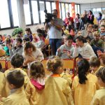 La Roda Celebra El Día Mundial De La Infancia Entre Libros