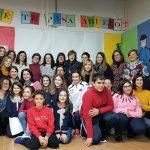 Entrega De Premios Del Concurso De Redacción Del Observatorio De La Discapacidad