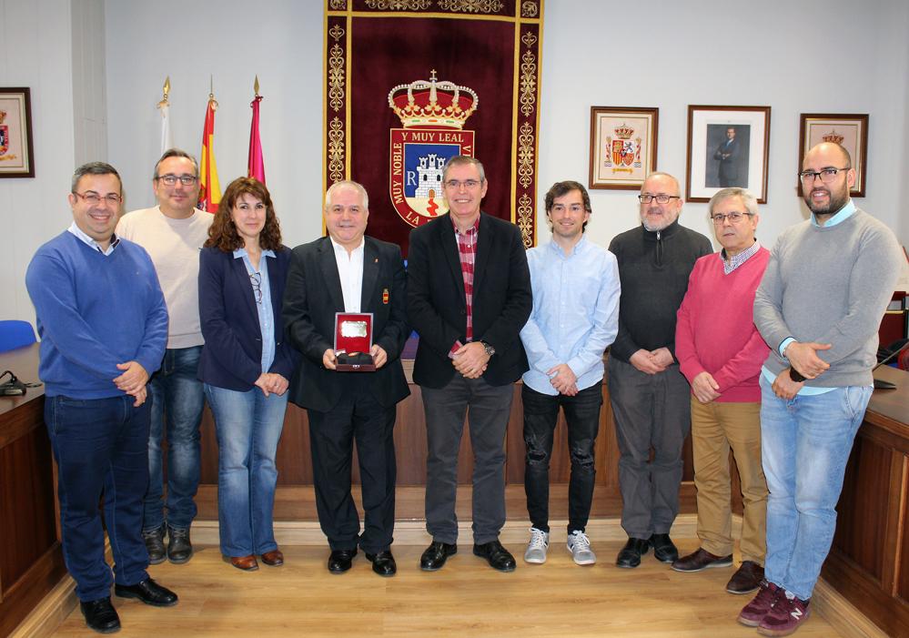 Homenaje Y Reconocimiento Al Rodense Antonio Moreno, Presidente De La RFEK Y DA
