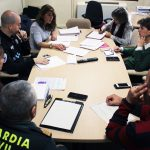 Reunión De La Mesa Técnica De Violencia De Género De La Junta Local De Seguridad De La Roda