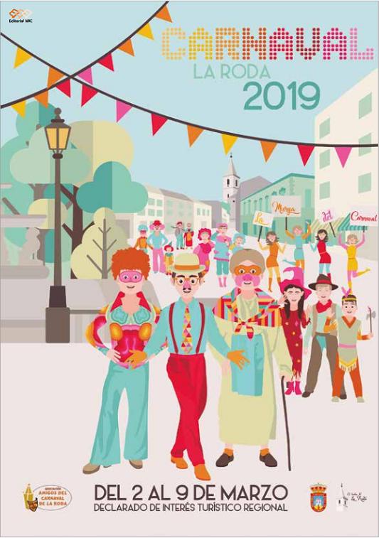 Carnaval La Roda 2019
