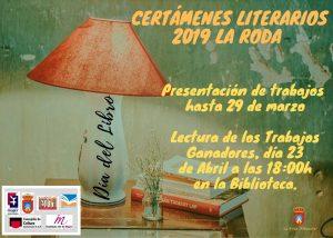 Certámenes Literarios @ Entrega de Premios Biblioteca Municipal