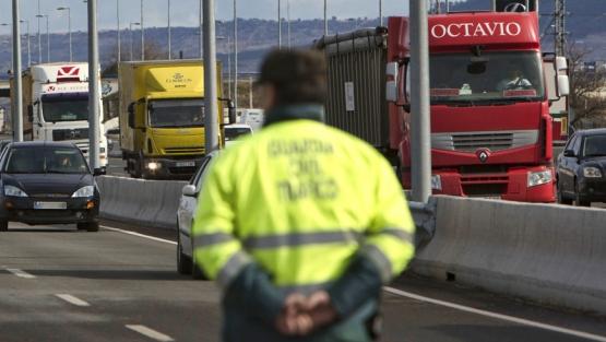 Campaña Especial De Vigilancia Y Control De Camiones, Autobuses Y Furgonetas