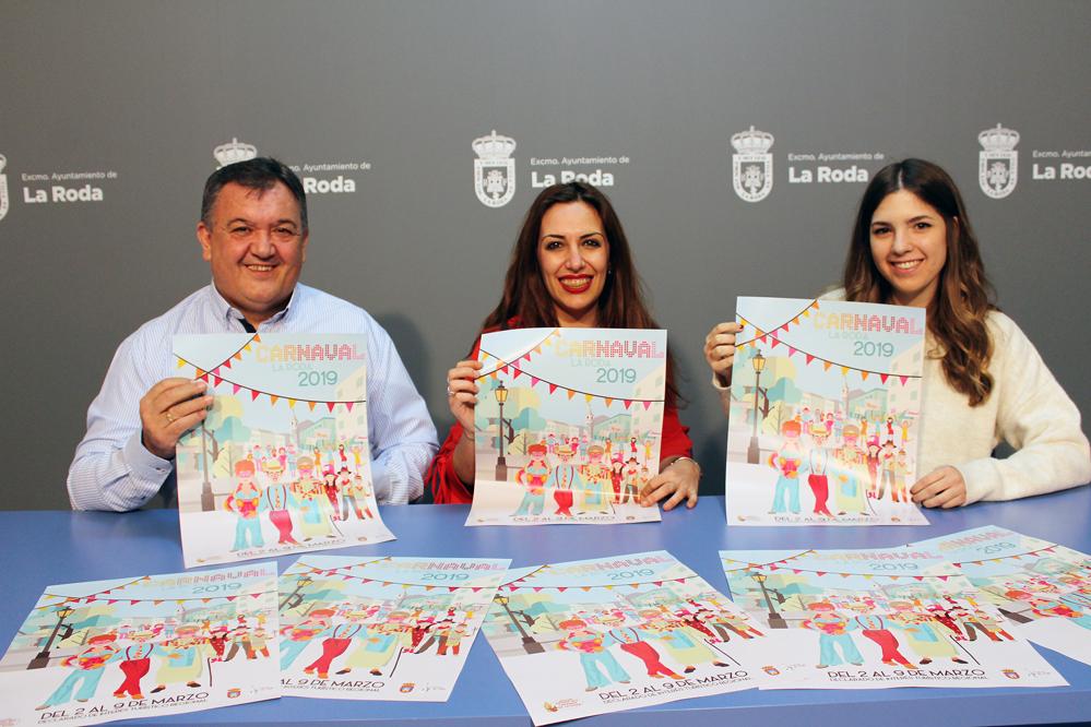 El Carnaval De La Roda 2019 Ya Tiene Cartel