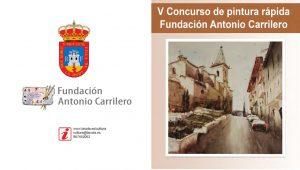 V Concurso de pintura rápida Fundación Antonio Carrilero @ Concejalía de Cultura del Excmo. Ayto. de La Roda