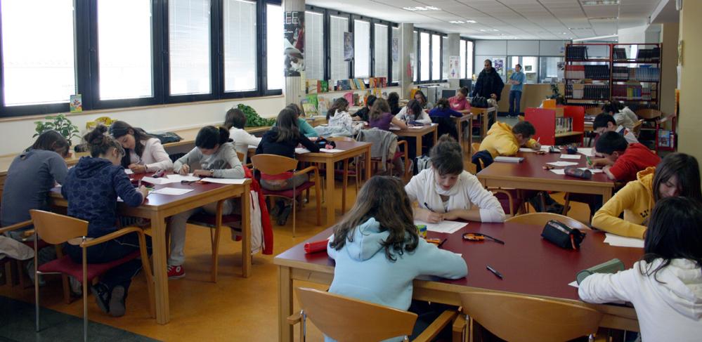 Biblioteca Concurso Redacción
