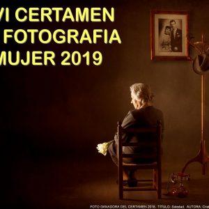 XVI Certamen Fotográfico Mujer 2019