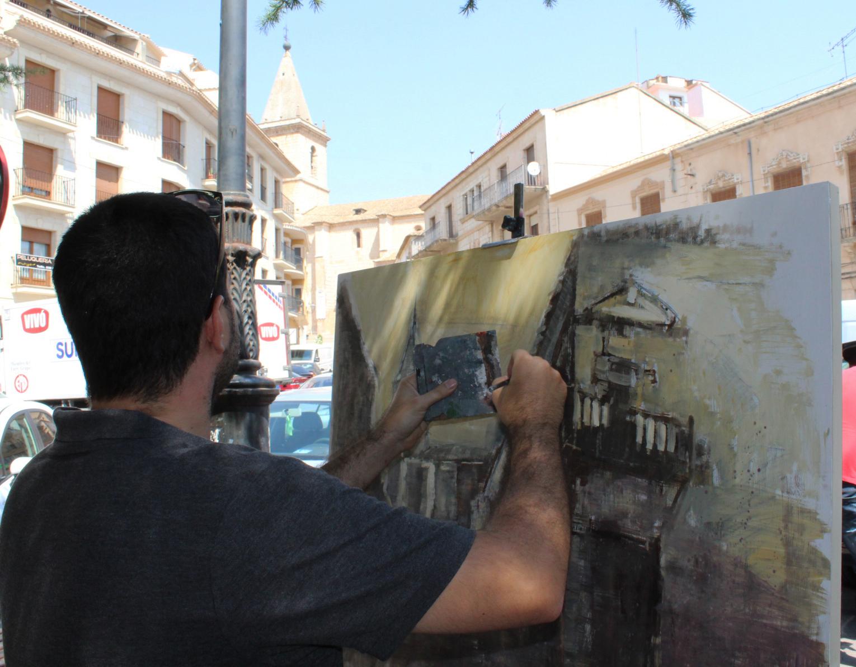 """Este Domingo, V Concurso Nacional De Pintura Rápida """"Fundación Antonio Carrilero"""""""