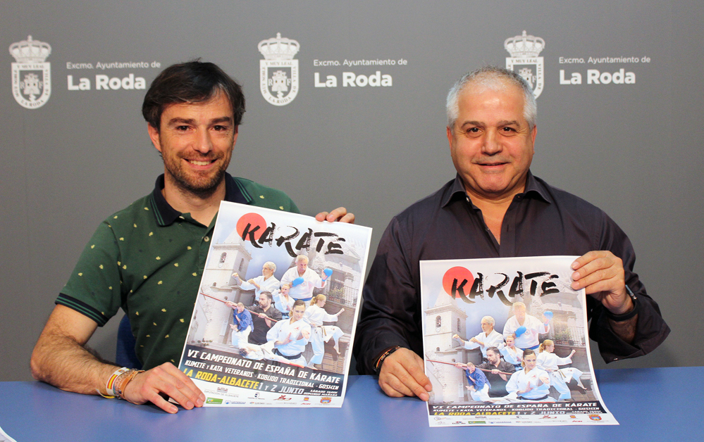 La Roda Acoge El VI Campeonato De España De Kárate