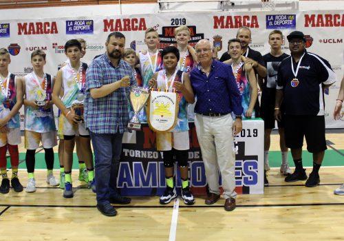 Los Lituanos SKM#TRVLTM Vilnius, Campeones Del XXII MARCA Villa De La Roda