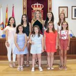 Este Sábado Celia Sevilla Será Coronada Reina De Las Fiestas Mayores De La Roda 2019
