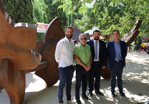 """Arte En La Calle"", Un Paseo Entre Gigantes"