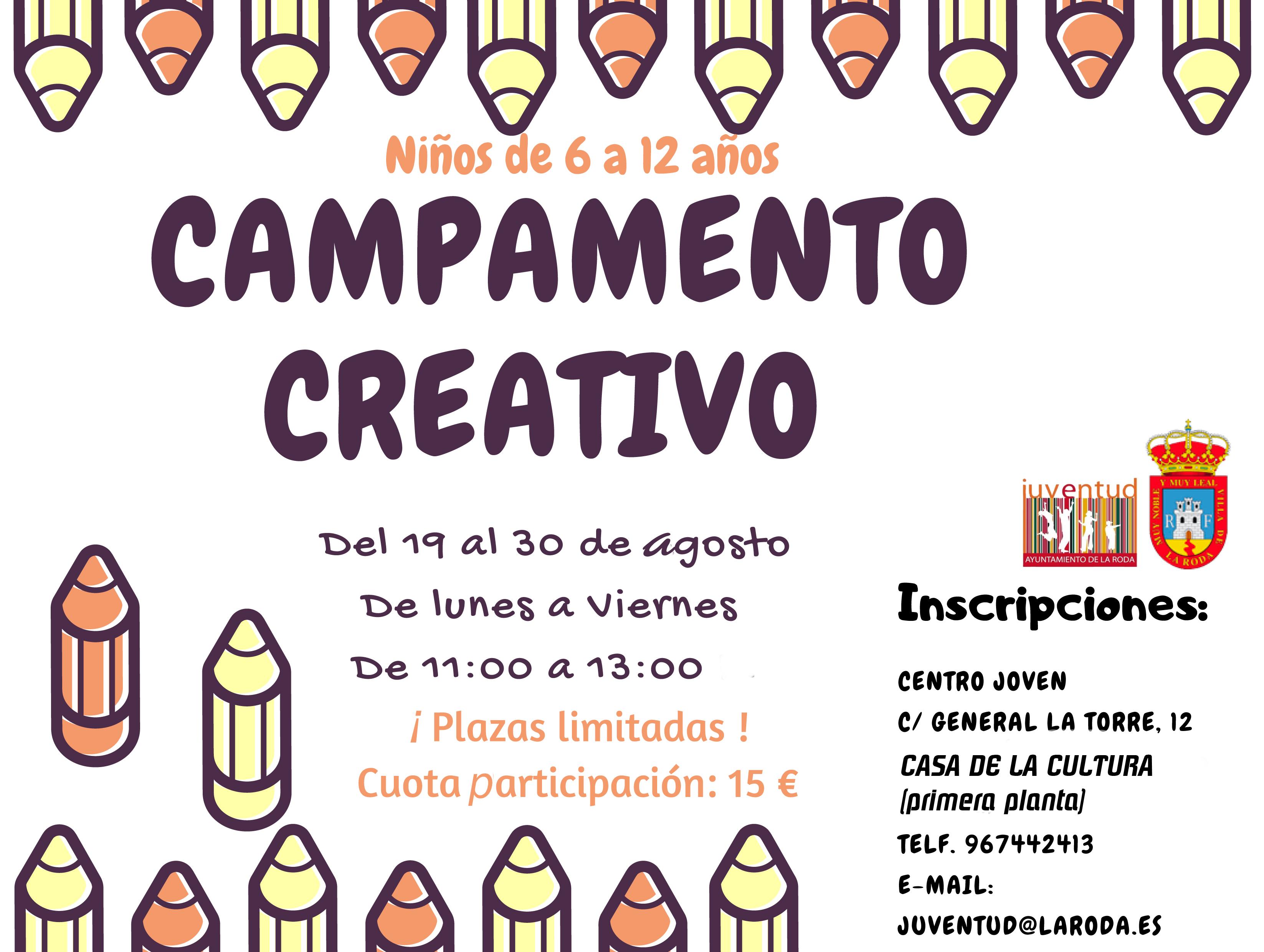 Campamento Creativo