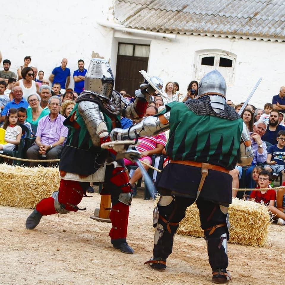 Combate Medieval 4