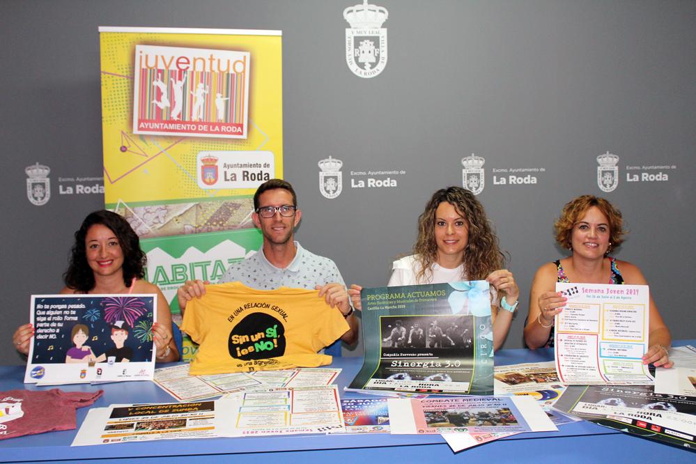 La Semana Joven 2019, Divertido E Intenso Prólogo De Las Fiestas Patronales