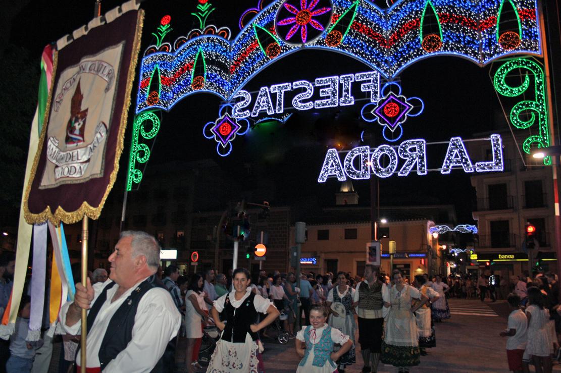 La Roda Celebra Este Sábado El Desfile De Apertura De Sus Fiestas Mayores