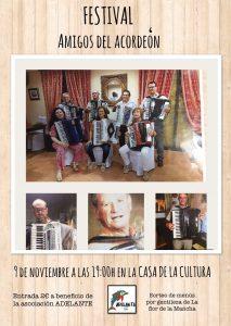Festival de Acordeón @ Auditorio Casa de la Cultura