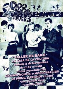 Taller de Bailes @ Casa la Cultura La Roda