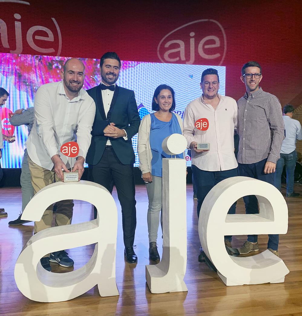 La Roda Acapara Dos Premios De AJE 2019