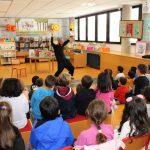 """La Biblioteca Rodense Celebra El Décimo Aniversario De """"Cuento Contigo"""""""