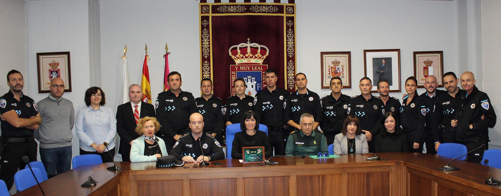 Foto Fam. Salón Plenosñ