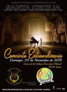 Concierto Santa Cecilia @ Auditorio Casa de la Cultura