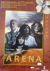 Teatro Arena @ Casa Cultura La Roda