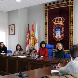 Reunión Del Consejo Municipal De La Mujer
