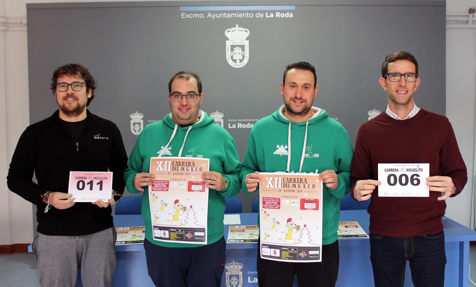 La XII Carrera Del Miguelito, A Beneficio De Asproroda