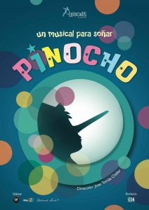 Musical Pinocho @ Auditorio Casa de la Cultura
