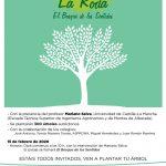 Cerca De 300 árboles Estrenan 'El Bosque De Los Sentidos'