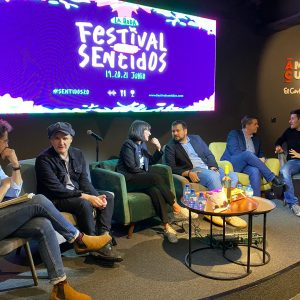 Puesta De Largo Del Festival De Los Sentidos En Madrid