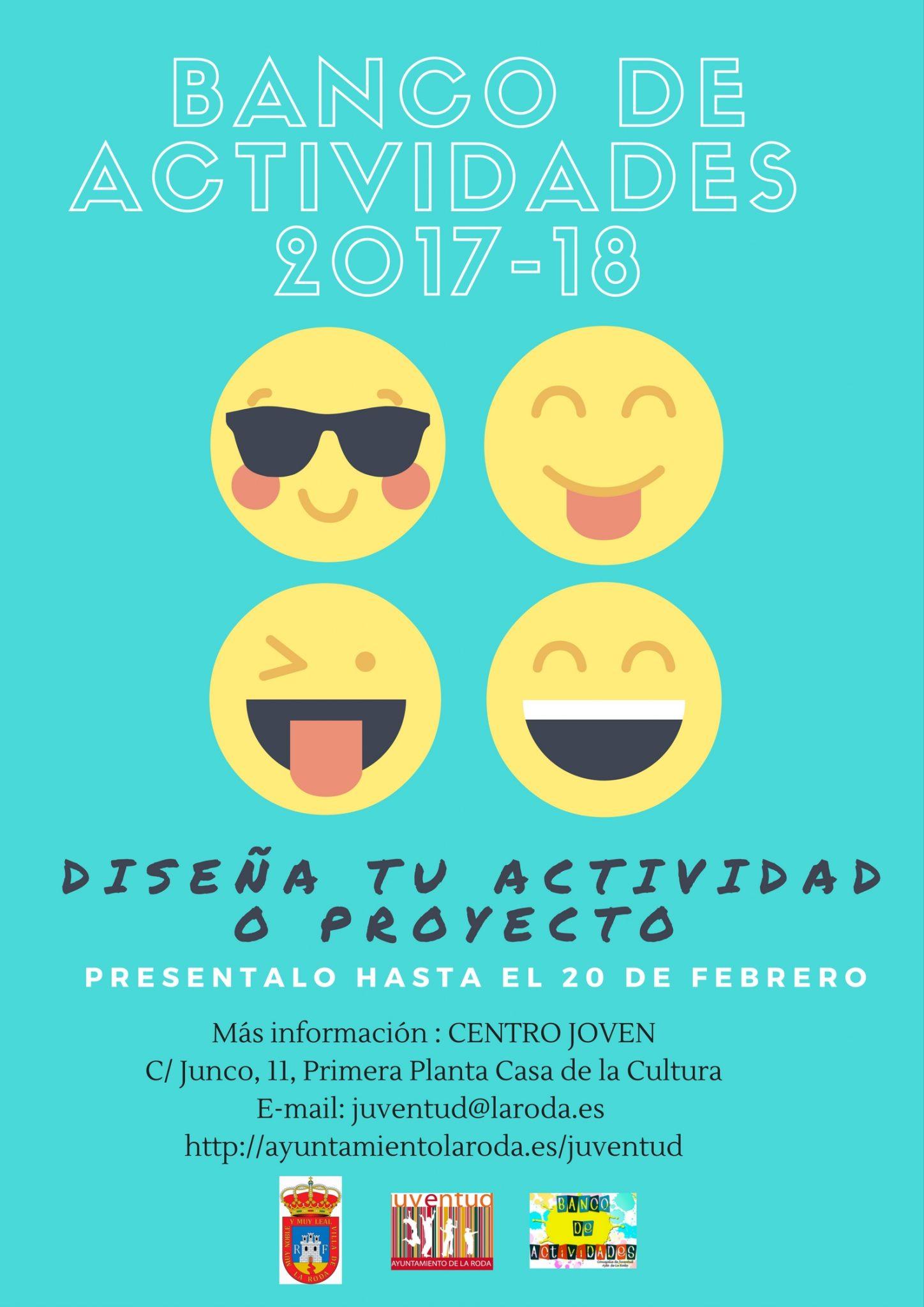 Banco De Actividades 2017-2018