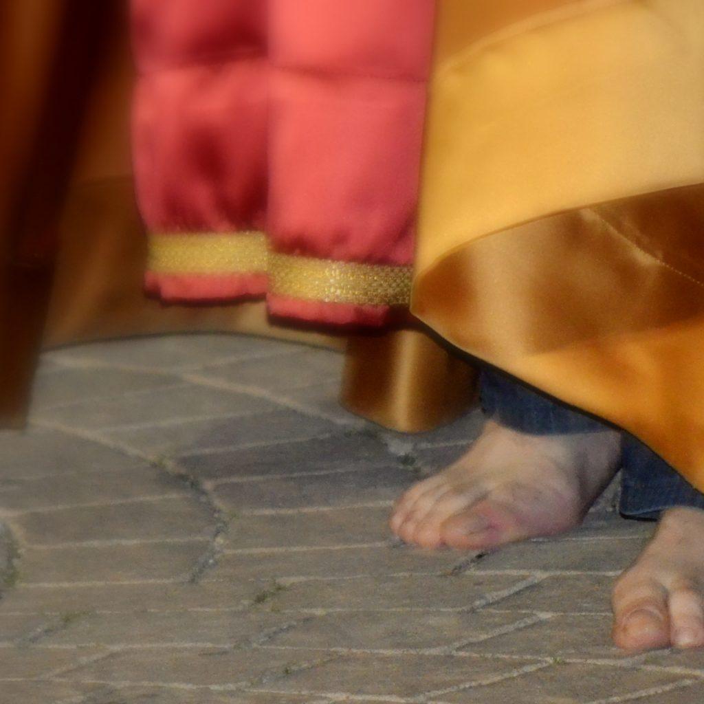 Descalzo 1