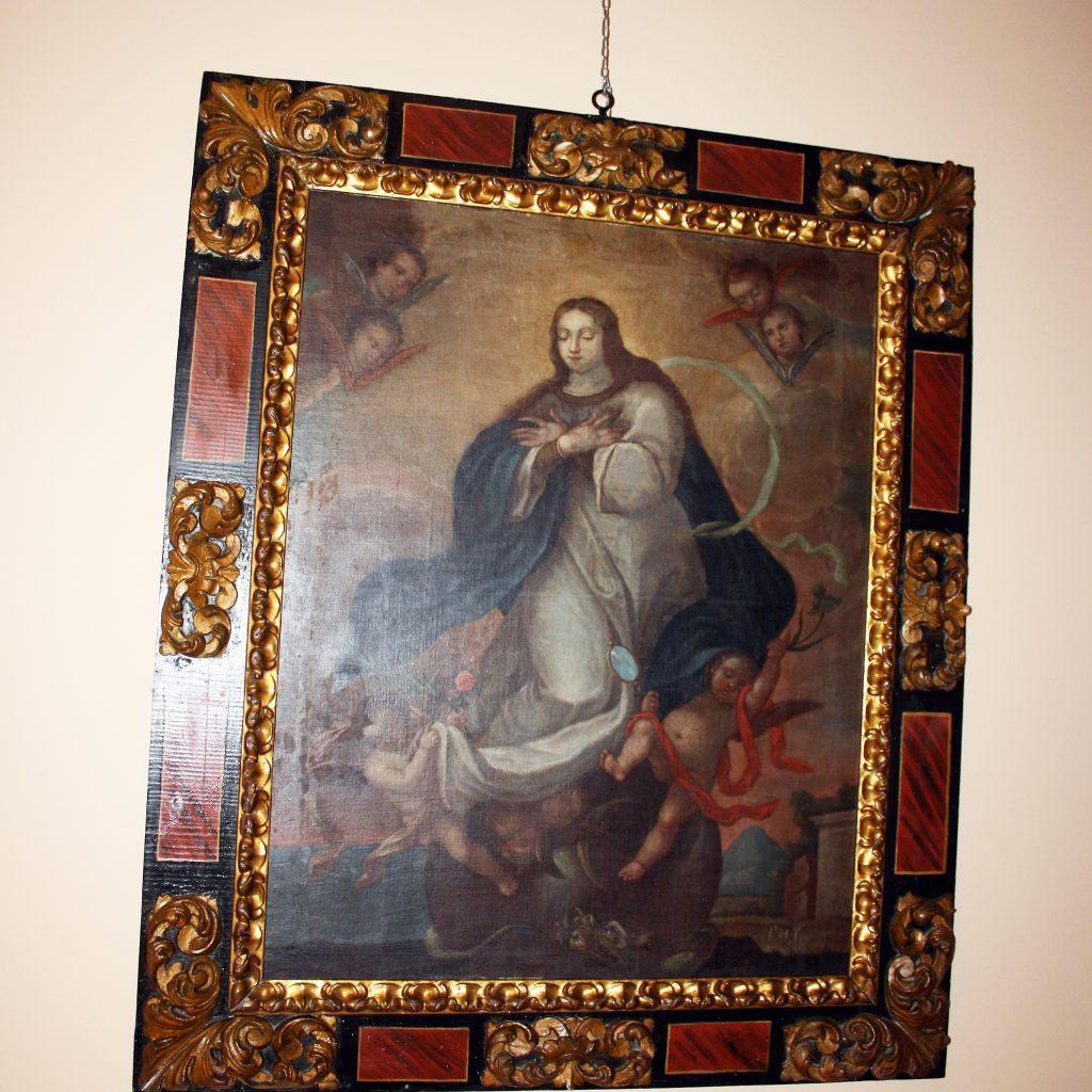 Inmaculada Concepción. Arte Sacro