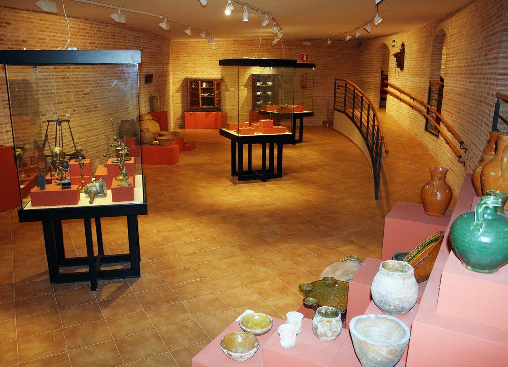 Sala Etnográfica Museo Municipal