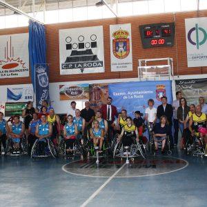 AMIAB Albacete Se Proclamó Campeón Regional De BSR