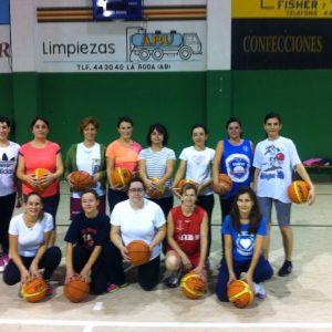 En Marcha La Escuela De Baloncesto Para Adultos