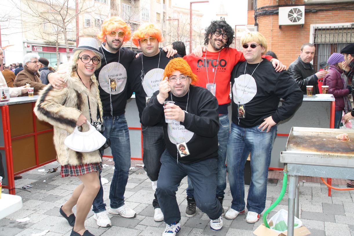 Festival De Los Sinsentidos
