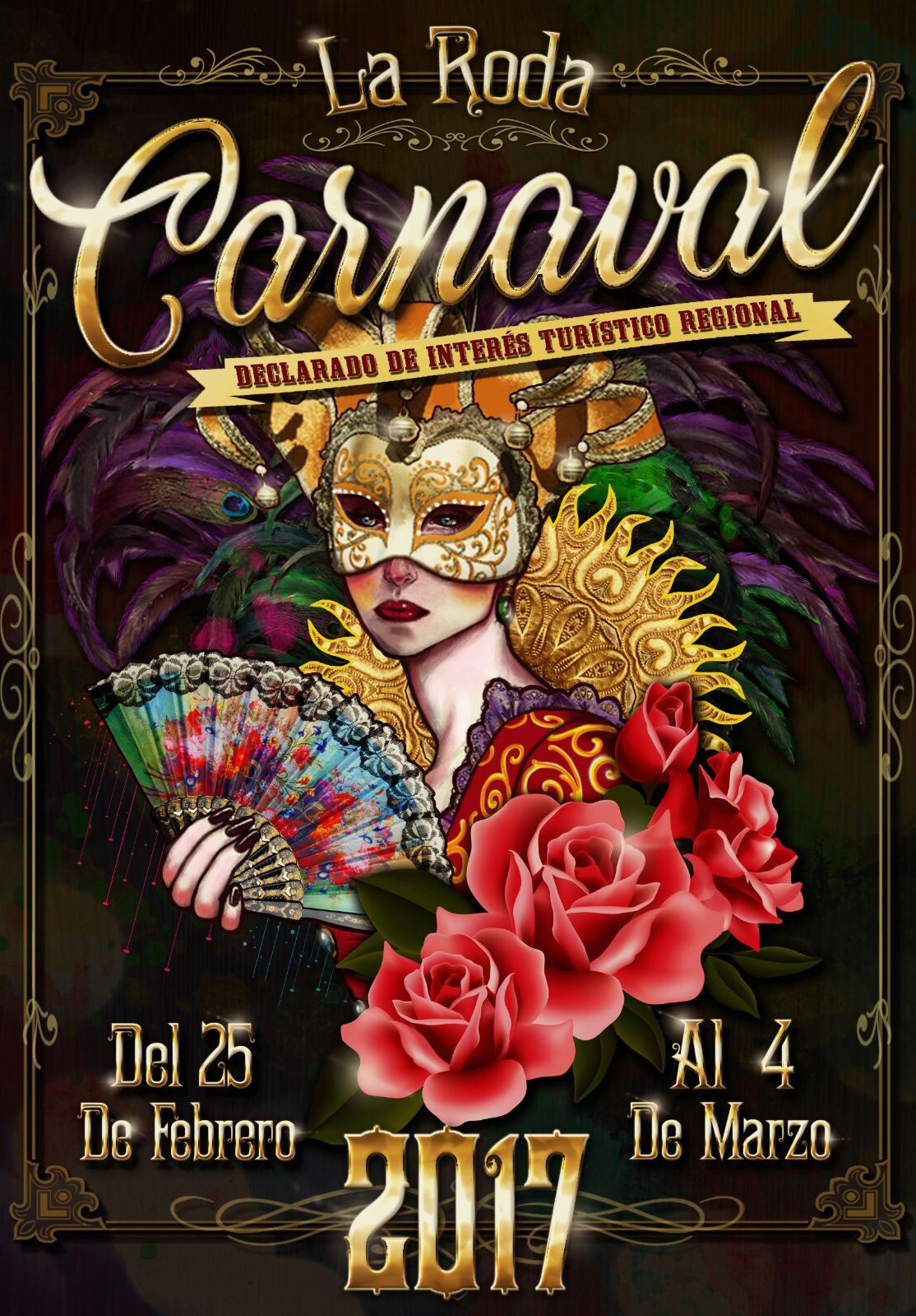 Carnaval 2017 La Roda
