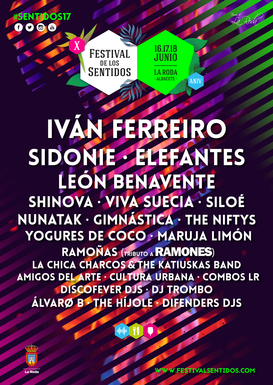 #Sentidos17, Con Mucho Sabor Local