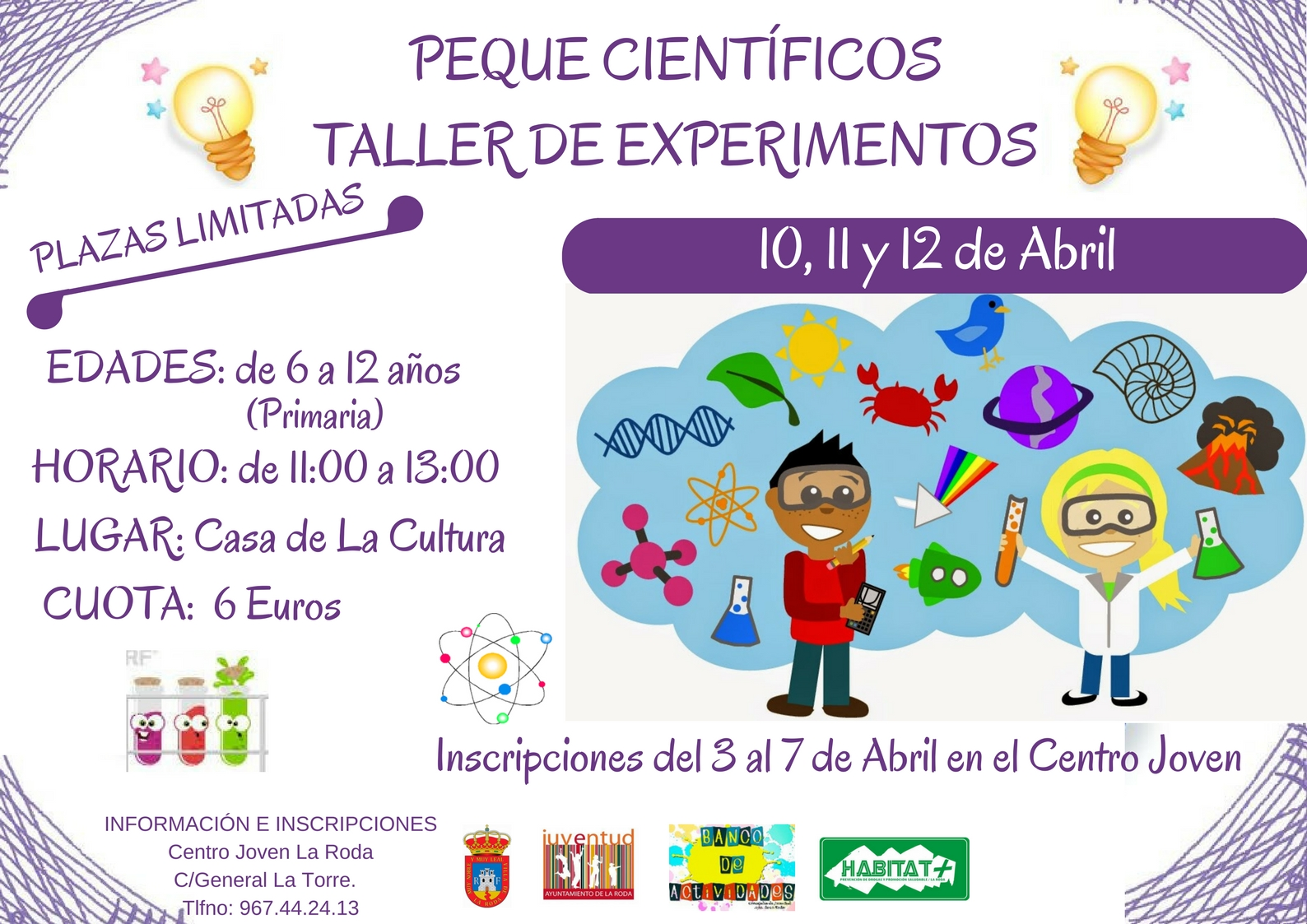 TALLER DE EXPERIMENTOS CIENTÍFICOS PARA NIÑOS (2)
