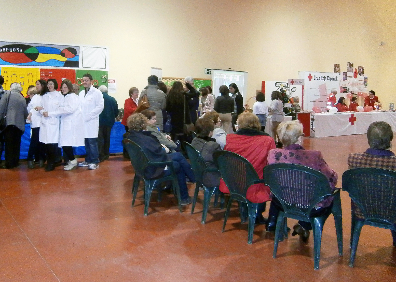Reunión Informativa Sobre La Feria De Asociaciones 2017
