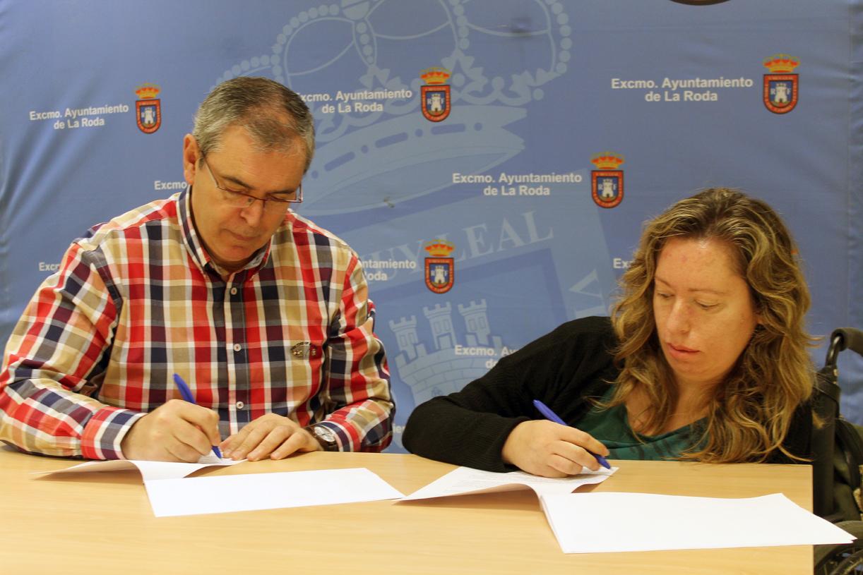 Ayuntamiento Y AMIAB Firman Un Convenio De Colaboración