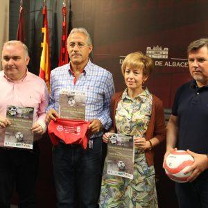 Torneo De F-8 Que Organiza La EFB La Roda