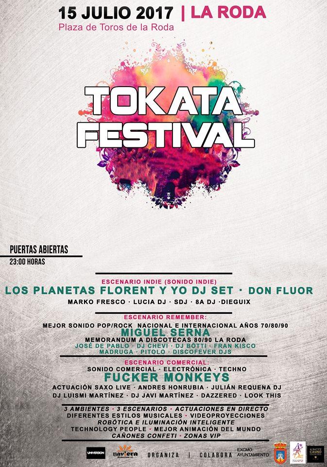 Tokata Festival Y Mucho Más En El Verano Cultural De La Roda